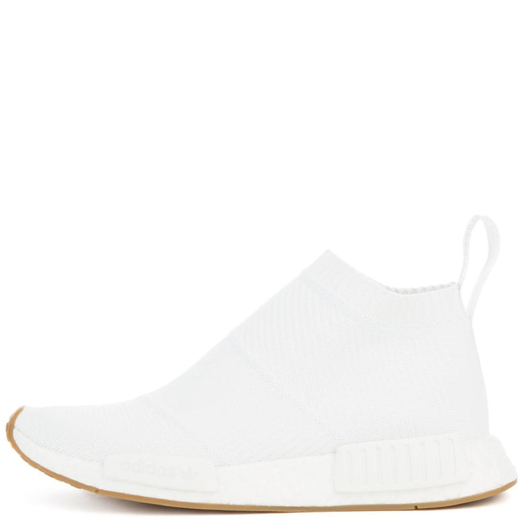 Men's NMD_CS1 Primeknit White Sneaker