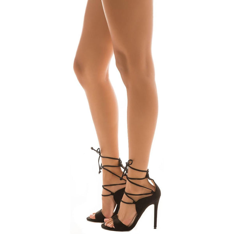 Women's Kate-1 Lace-Up High Heel