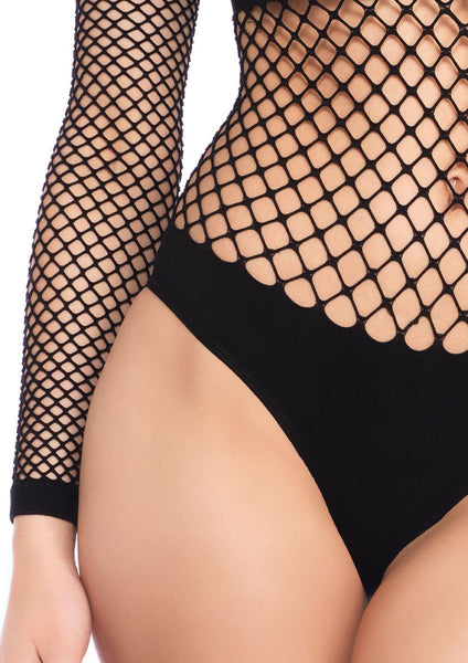 Women's 2PC Industrial Net Long Sleeve