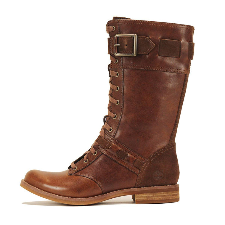 Timberland for Women: Savin Hill Brown Mid Boot