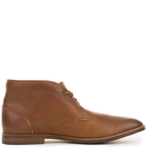 Men's Broyd Mid Tan Leather Boots