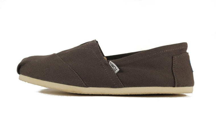 Men's Classic Ash Canvas