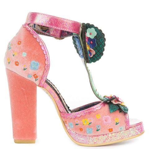 Women's May Meadow Pink High Heels