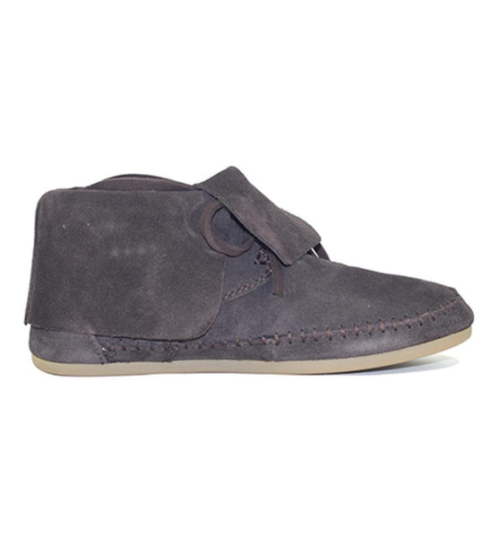 Toms for women: Zahara Chocolate Brown Suede Boots