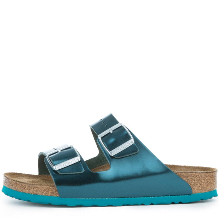 Women's N Arizona MTLC Green Sandal