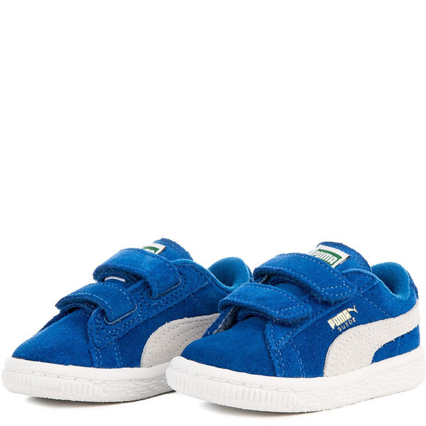 Toddler Suede 2 Straps Shoe
