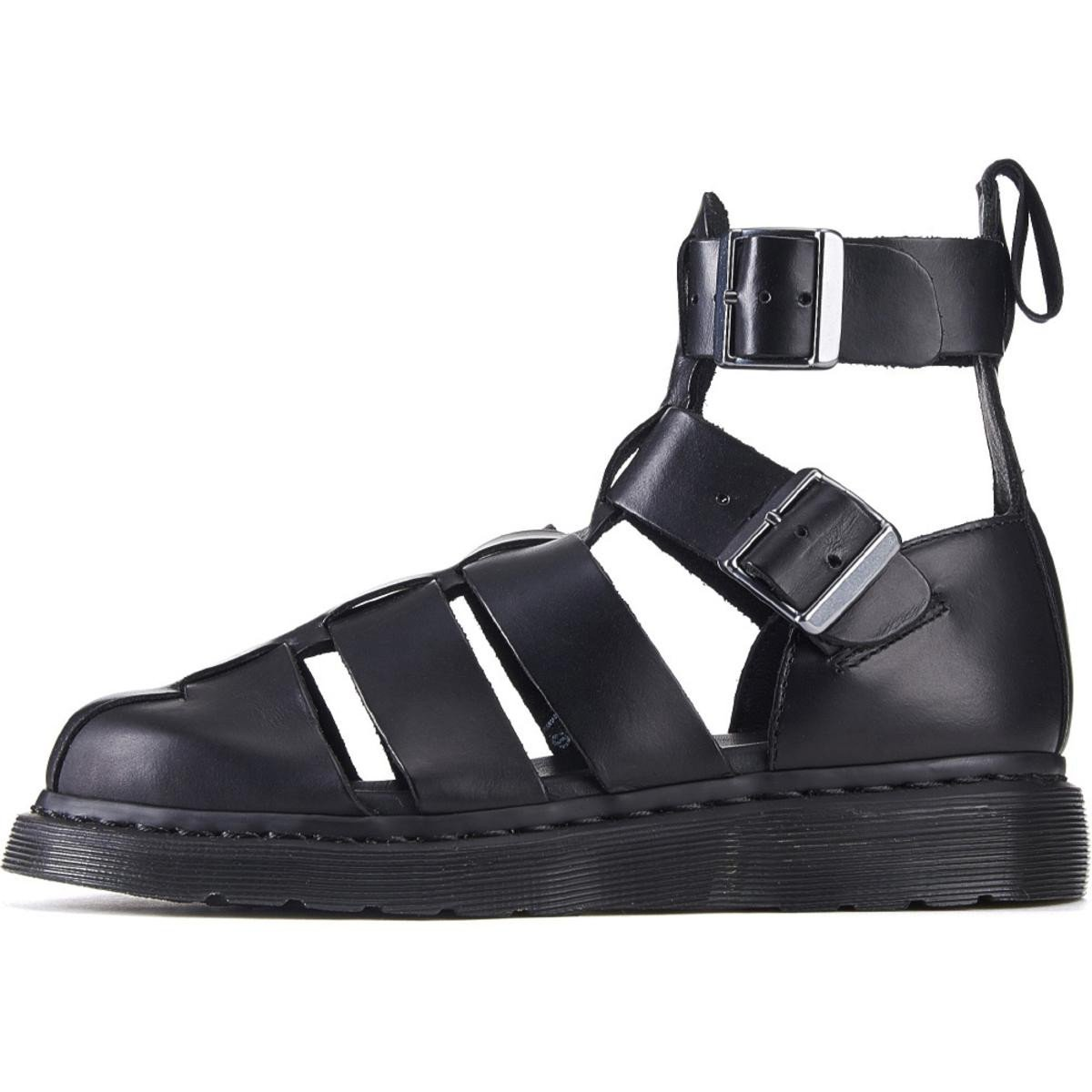 Dr. Martens for Women: Geraldo Black Sandals