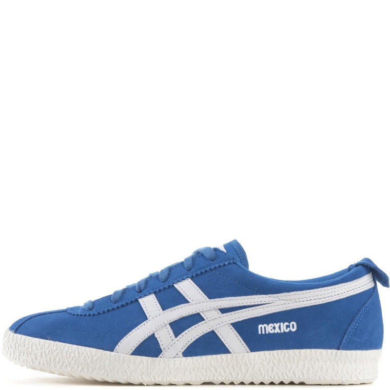Onitsuka Tiger Unisex: Mexico Delegation Blue/White Sneakers