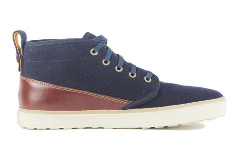 Abington Haley Navy Chukka Boot