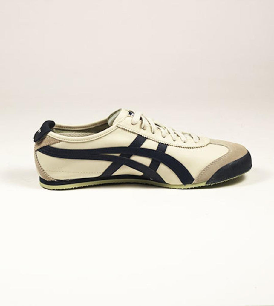 quality design 929c7 4f858 Onitsuka Tiger Unisex: Mexico 66 Birch India Ink Sneaker