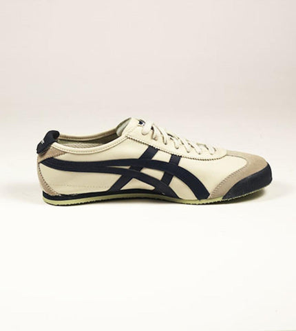 Onitsuka Tiger Unisex: Mexico 66 Birch India Ink Sneaker