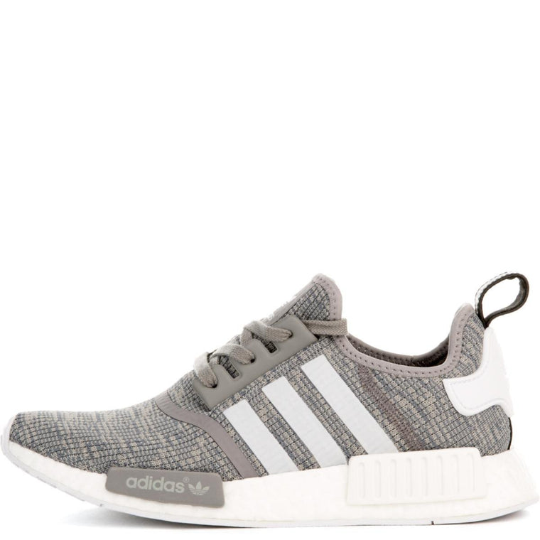 Unisex NMD_R1 Light Gray Sneakers