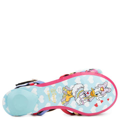 Irregular Choice Mickey Mouse & Friends Collection Women's Sweet Like Me Sandals