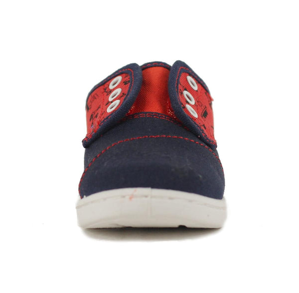 Tiny Toms Paseo Navy Canvas Transport