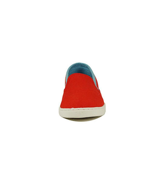 Kids Toms Avalon Sneaker Fiesta Canvas