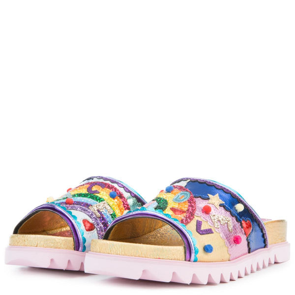 Women's Love Peace Slides
