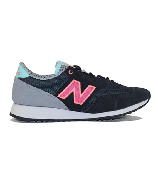 New Balance for Women: 620 Classic Black/Navy/Grey Sneakers