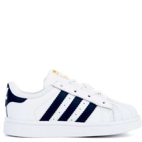 Toddlers Superstar White Sneakers
