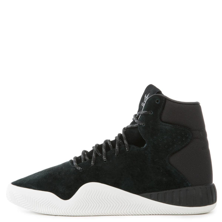 adidas for Men: Tubular Instinct Core Black/Vintage White Sneakers
