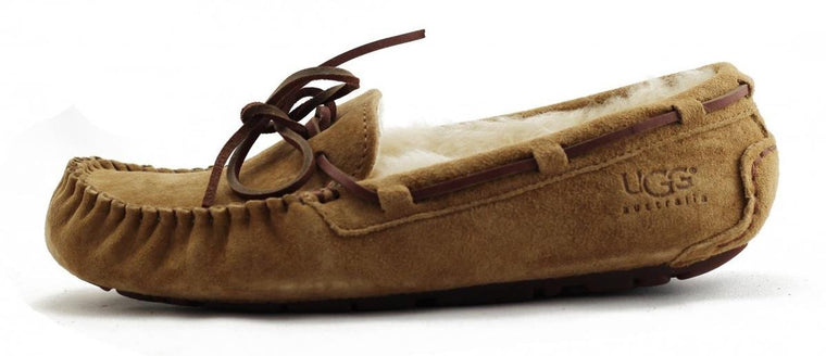 UGG Australia for Women: Dakota Chestnut Moccasin