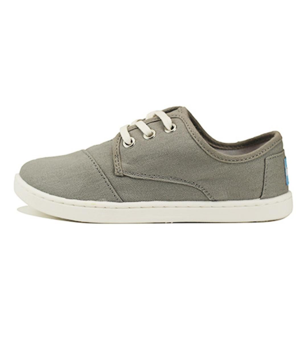 Toms for Kids: Paseo Ash Canvas