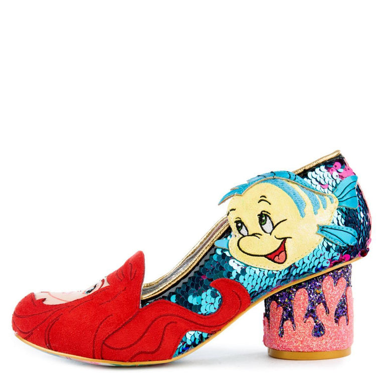 Disney's The Little Mermaid x Irregular Choice Sea Dreams