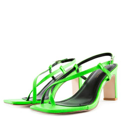 Loten-1 Criss Cross Low Heels