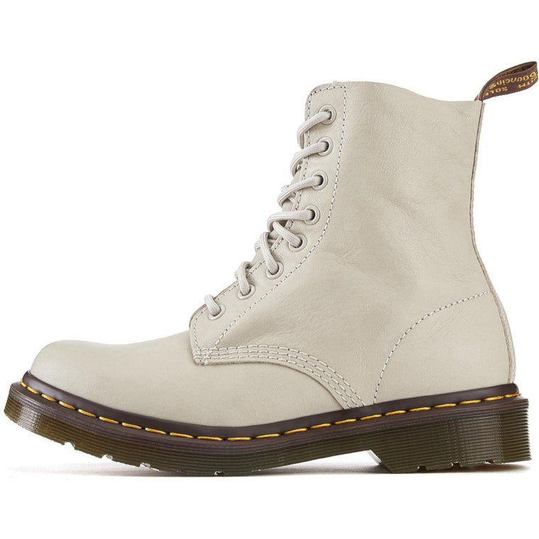 Dr. Martens for Women: Pascal Ivory Boots