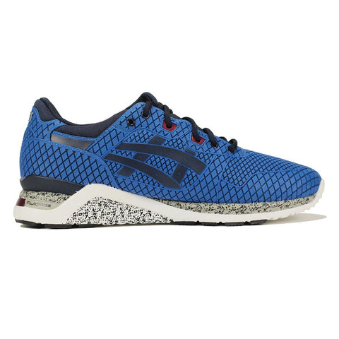 Asics for Men: Gel-Lyte Samurai Collection Blue Sneaker