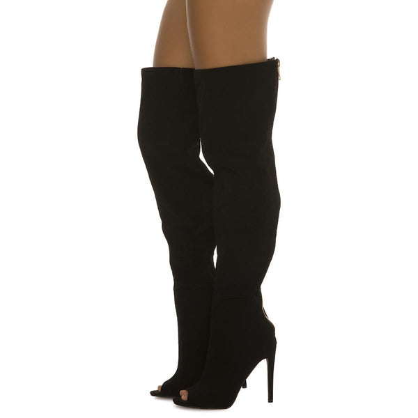Women's Libby-1 Thigh-High Boot