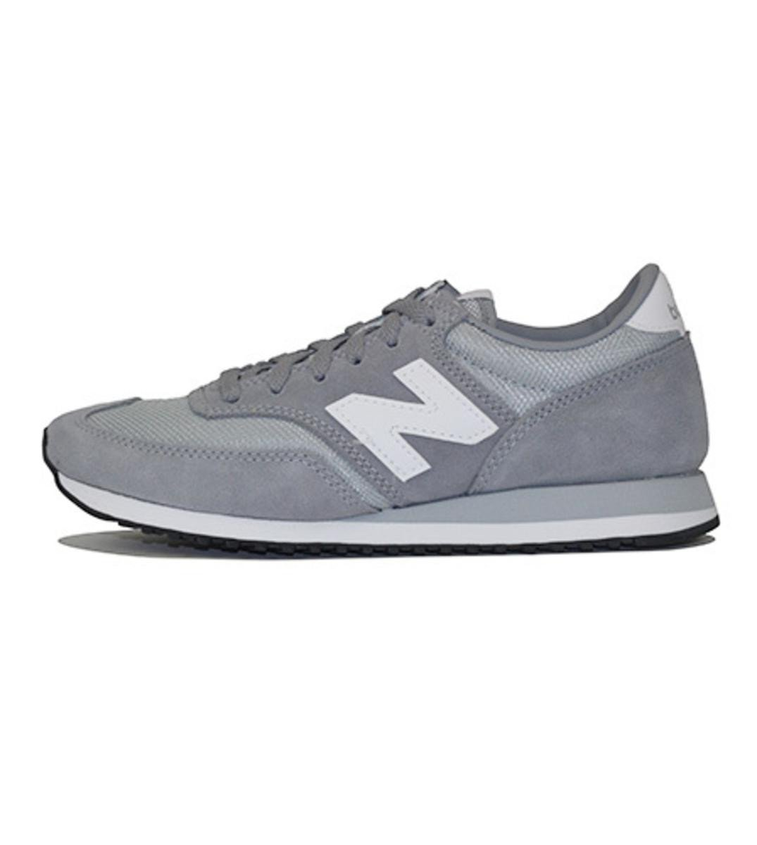 New Balance for Women: 620 Grey Sneakers