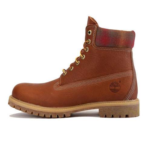 Timberland for Men: 6-inch Premium Pendleton Plaid Waterproof Boots