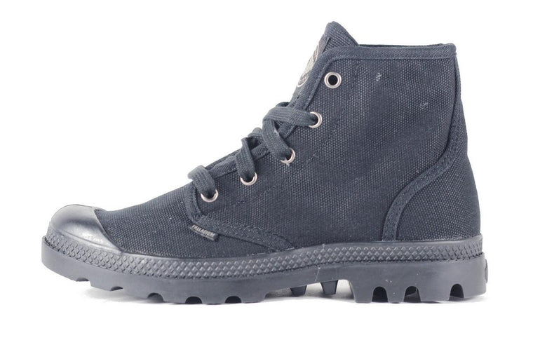 Palladium for Women: Pampa Hi Black Black Boot