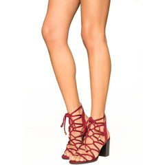 Women's Carrie-3 Lace-Up Sandal