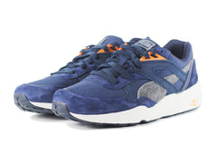 Puma for Men: Trinomic R698 Street Peacoat Grey Sneaker