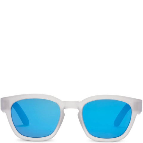 Toms: Traveler Browery Matte Crystal Sunglasses