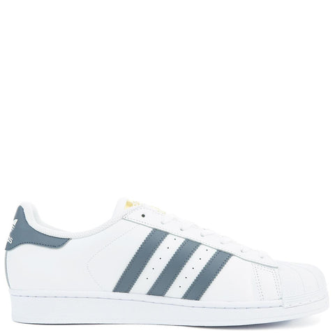Unisex Superstar Foundation White Sneaker