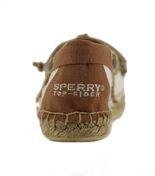 Sperry Top-Sider for Women: Katama Ivory Cotton Mesh