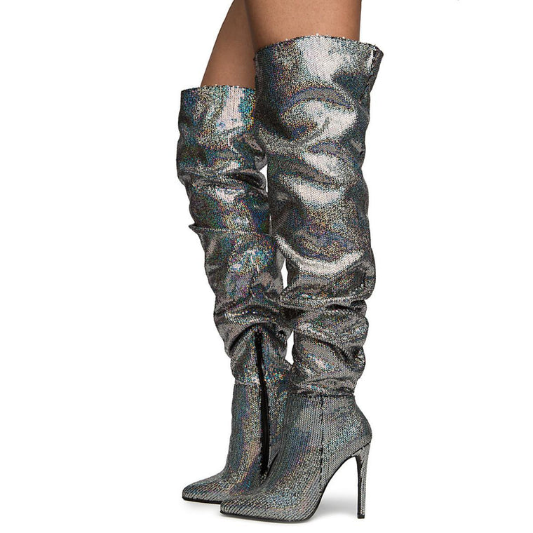 Women's Jenna Thigh High Boots