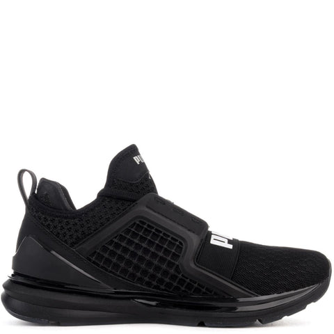 Women's Ignite Limitless Black Sneaker