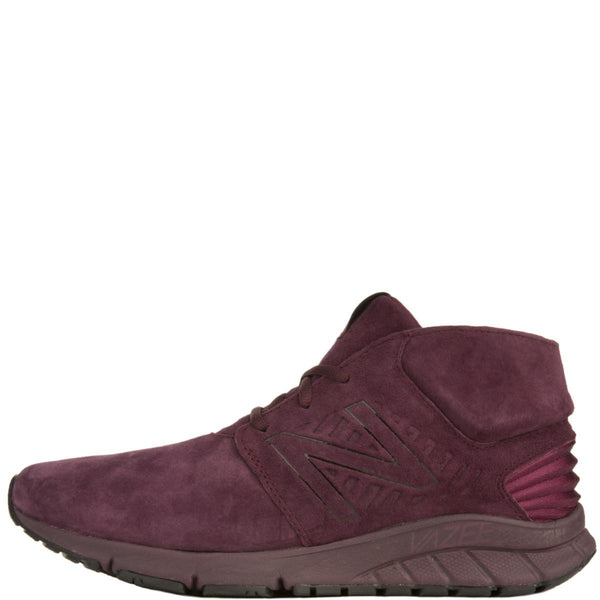 New Balance for Men: Vazee Rush Burgundy Sneakers