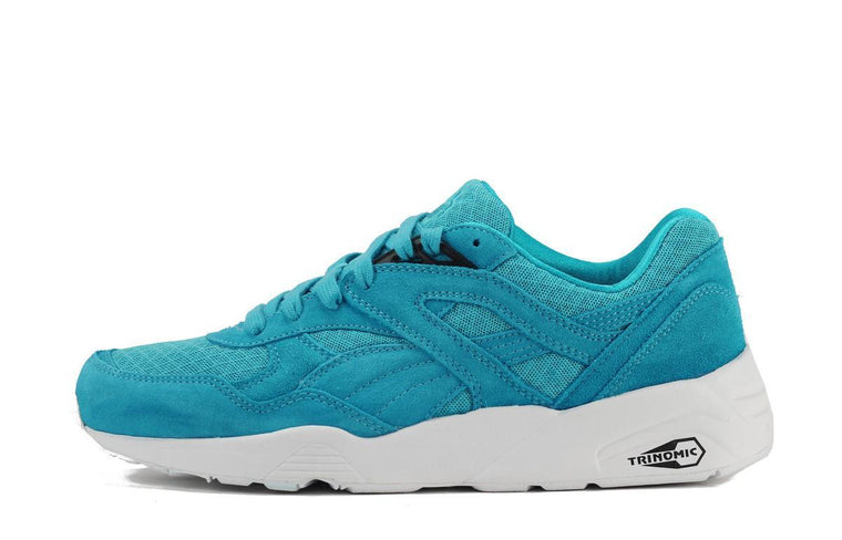 Puma for Men: R698 Mesh Evolution Bluebird Sneaker