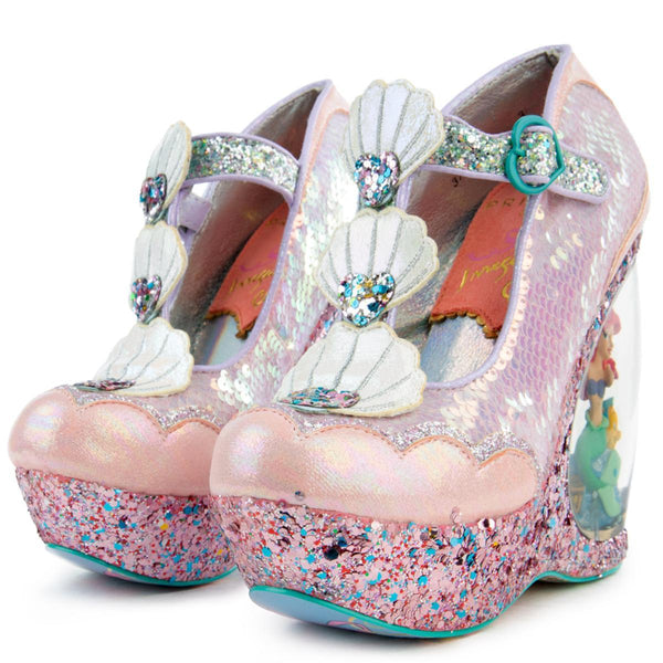 Disney's The Little Mermaid x Irregular Choice Make A Splash