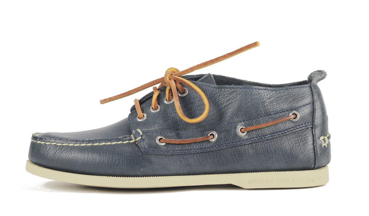 Sperry Topsider for Men: A/O Chukka Blue Boat Shoe Boots