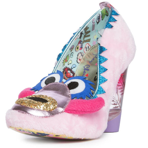 The Muppets x Irregular Choice Mahna Mahna Heel
