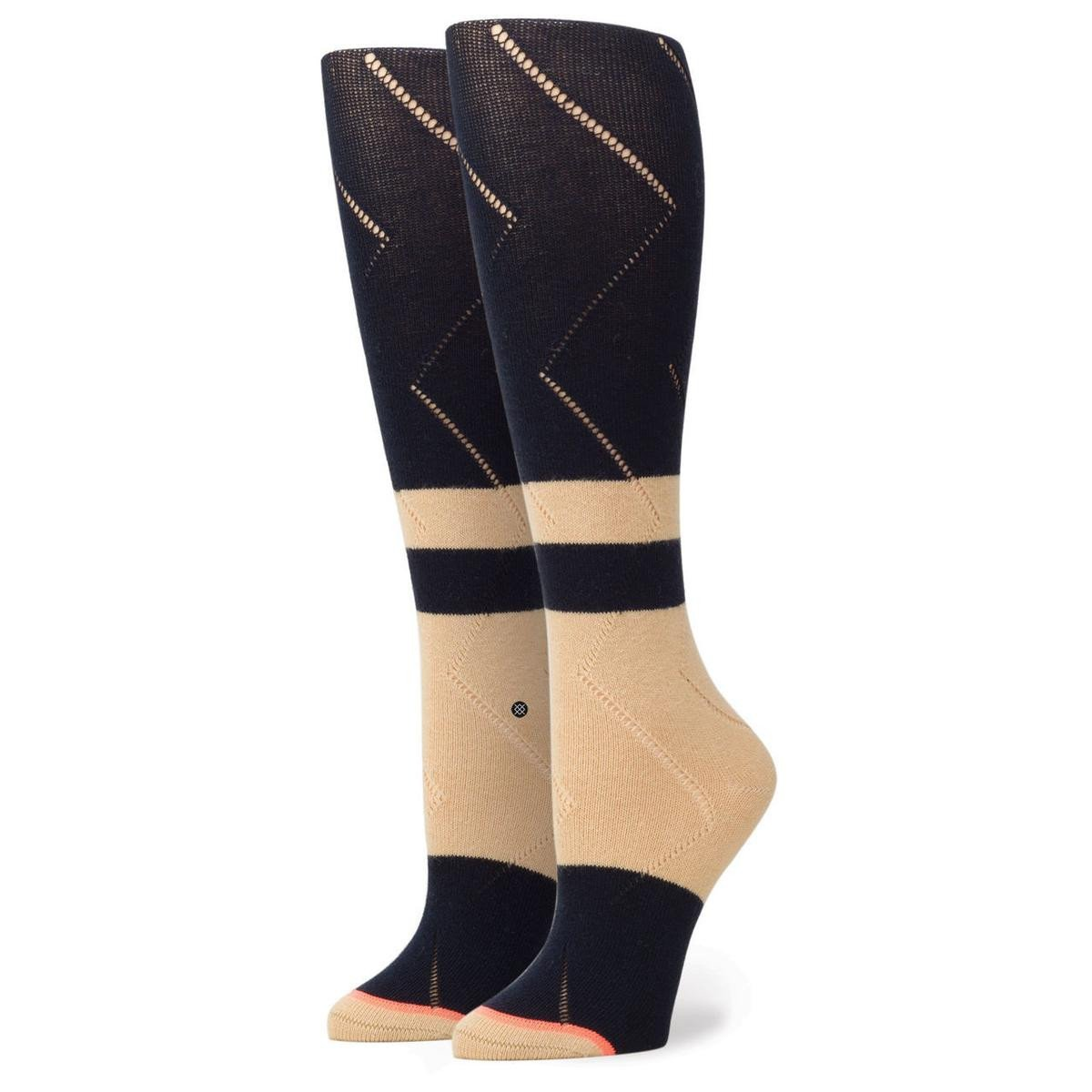 Stance for Women: Cross Hatch Navy