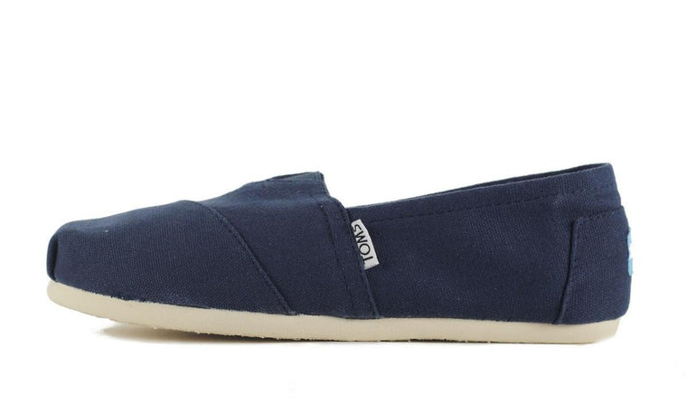 Women's Classic Navy Canvas