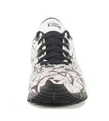 Onitsuka Tiger by Andrea Pompilio: Colorado 85 Black Graphic Sneaker