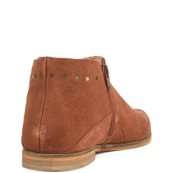 Free People for Women: Aquarian Red Ankle Boots
