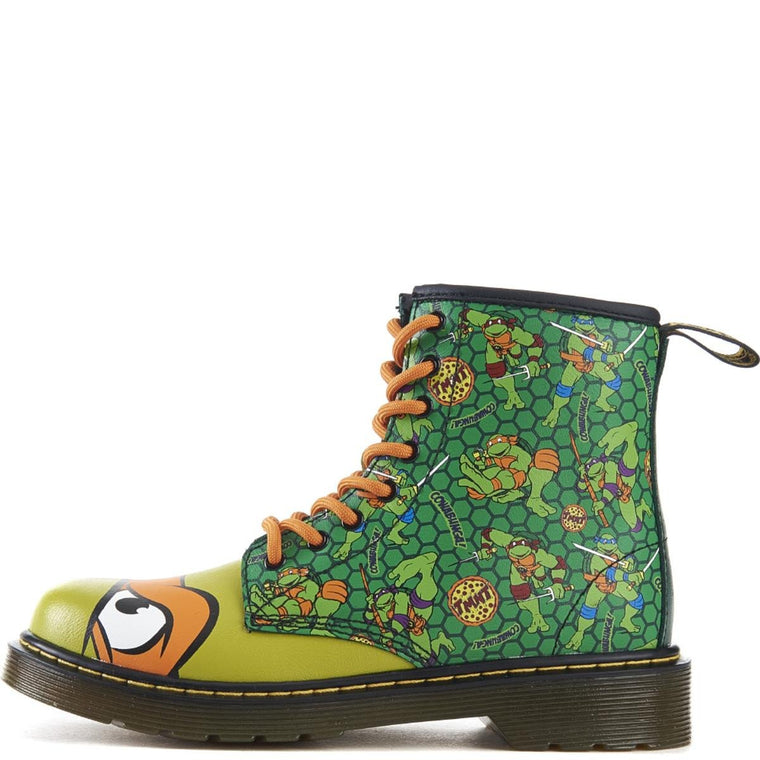 Dr. Martens for Toddlers: Michaelangelo (Mickey) Boots
